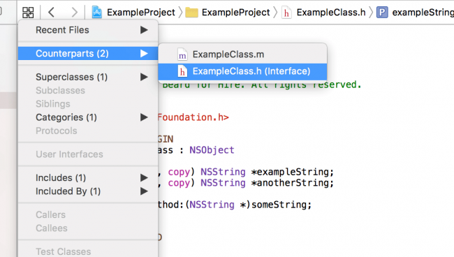 How to view Swift interfaces generated from Objective-C code